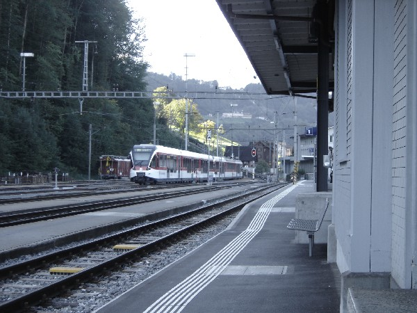 GiswilTrainStation