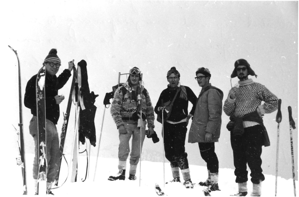 GroupMarmotBasin1962