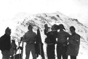 MarmotBasinPeak1962